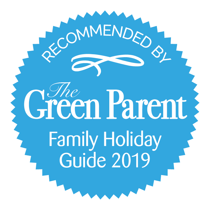 Green Parent Badge