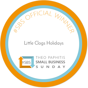 Small Business Sunday Badge