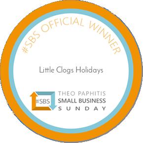 Small Business Sunday Badge