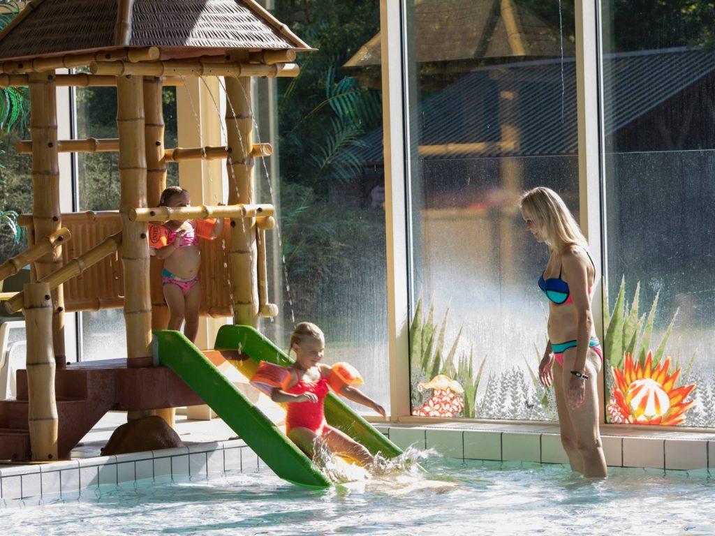 Kids pool at Beekse Bergen