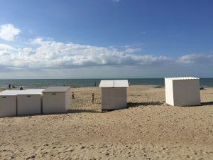 Beach huts Koksijde