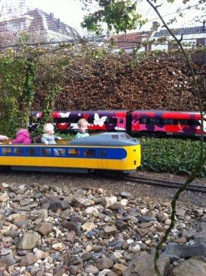 Outdoor Train