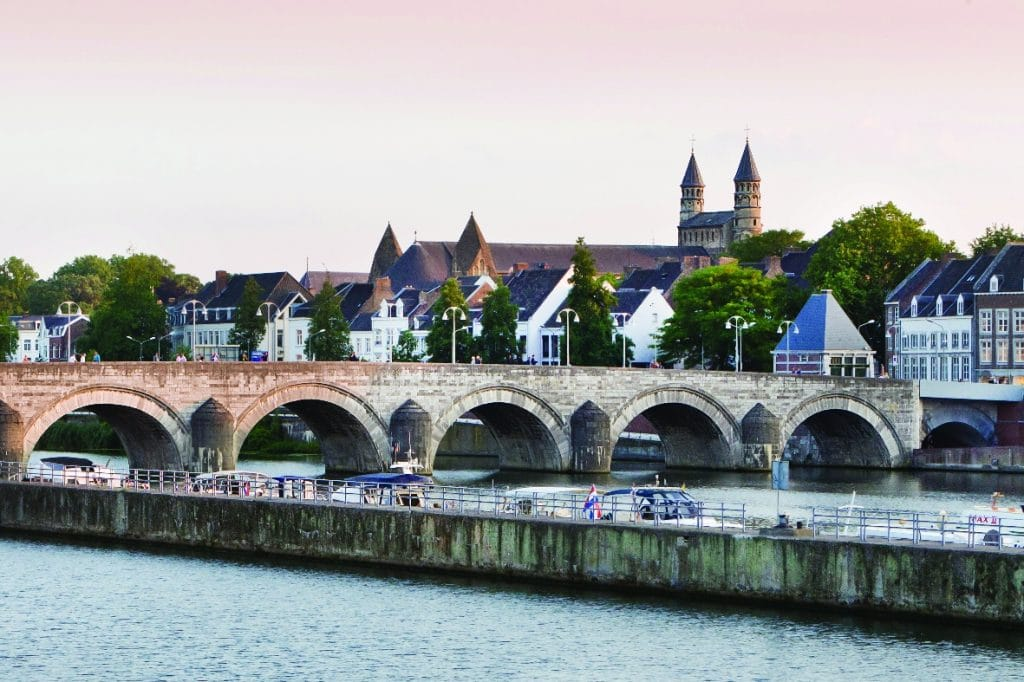 Maastricht on the water