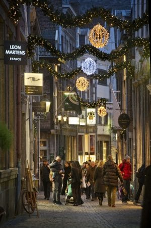 Maastricht shopping centre