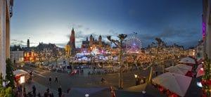 Maastricht winter market