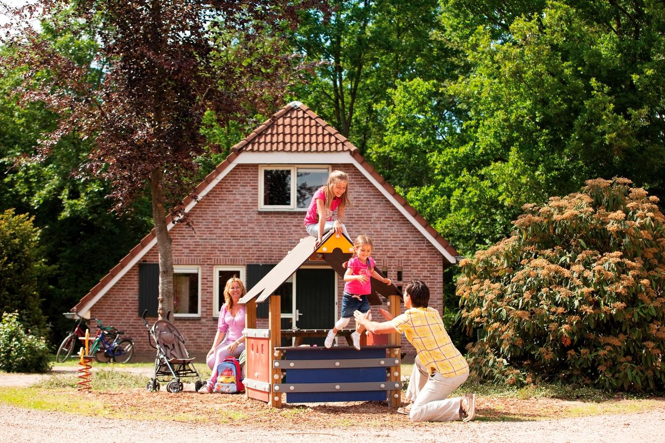 Stroombroek bungalow