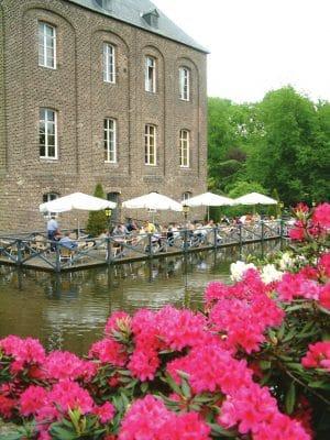 Maastricht water terraces