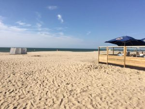 Koksijde beach