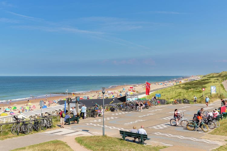 Beach at Hof Domburg