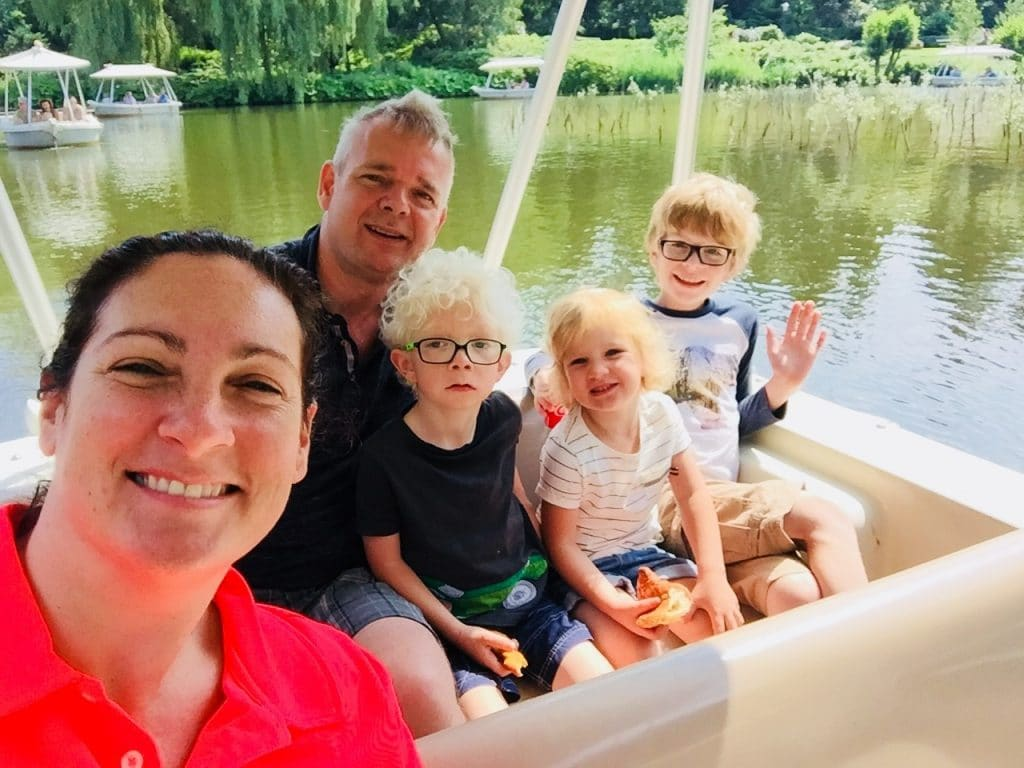 On The Boat Ride Efteling