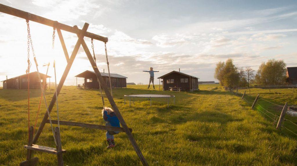 Hoeve den Overdraght Farm Belgium