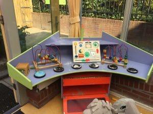 Kinderkookkafe Amsterdam Indoors toddler toys