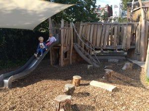 Kinderkookkafe Amsterdam Natural playground area for children