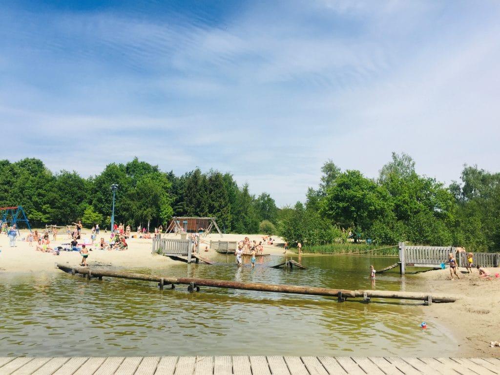 Beekse Bergen Lake