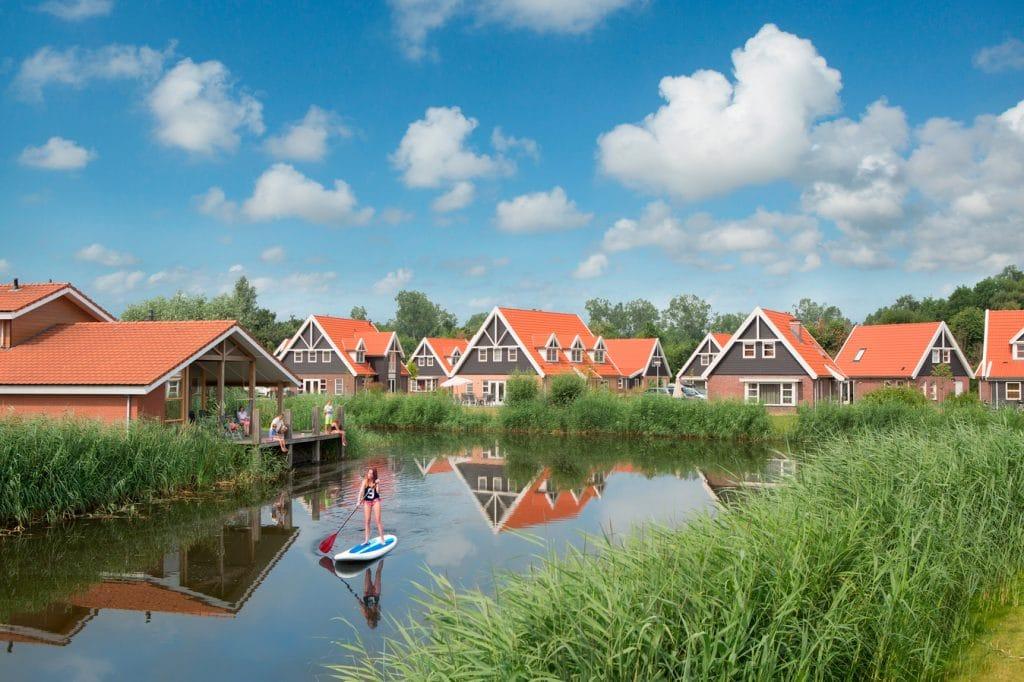 Waterparc Veluwemeer houses