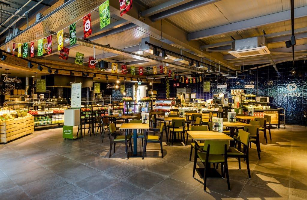 La Place restaurant Duinrell 2019