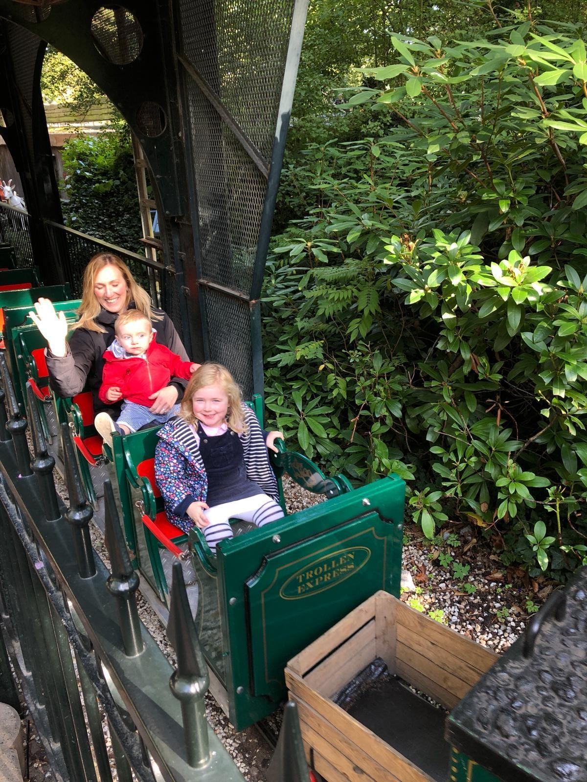 Duinrell Monorail