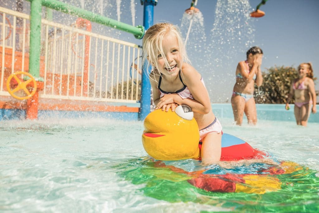 Domein De Schatberg Toddler pool