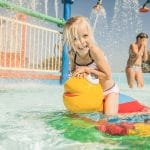 Domein De Schatberg Toddler pool