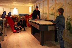 Playroom Hotel De Kroon