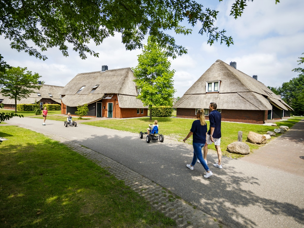 Hof van Saksen Farmhouses