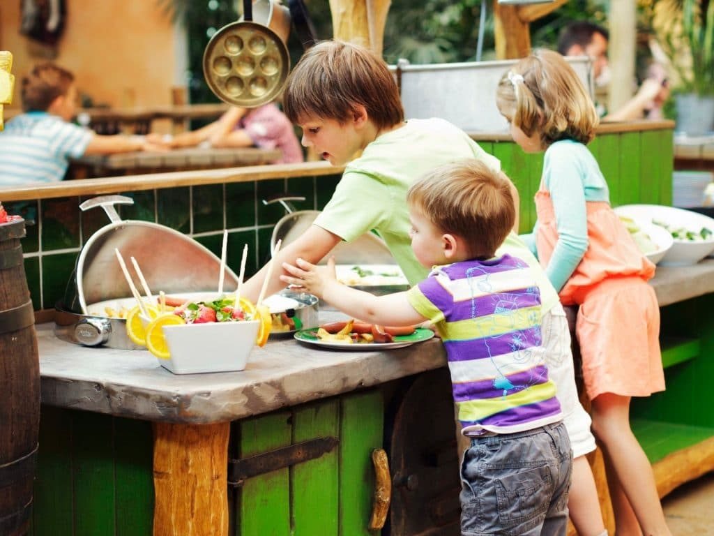 Kids Meals Lommerbergen