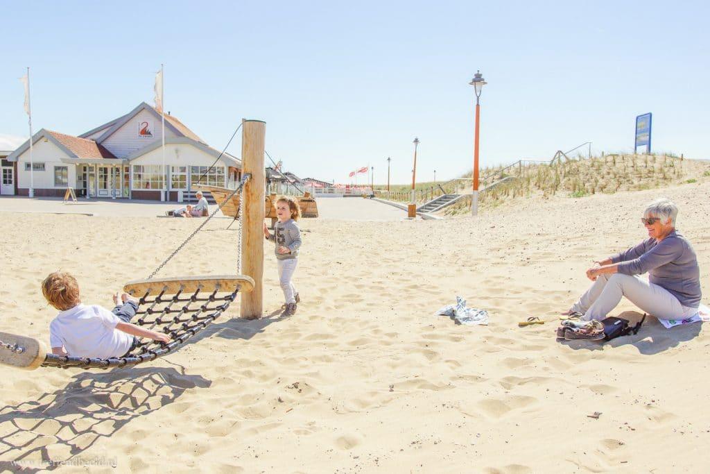 Beach fun in Katwijk