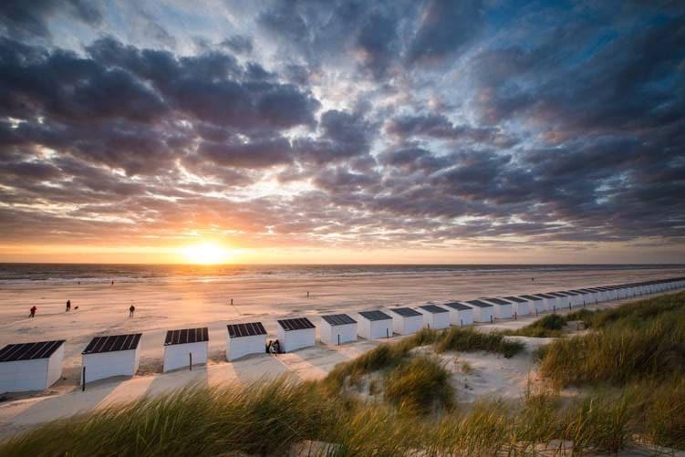 Beachhouses Texel