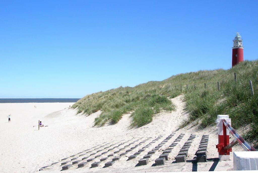 Texel Beach Lighthouse