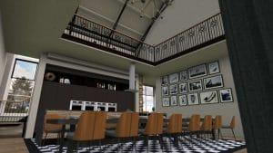 Duinrell Orangerie Interior