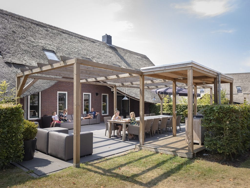 Hof van Saksen culinary farmhouse 12C