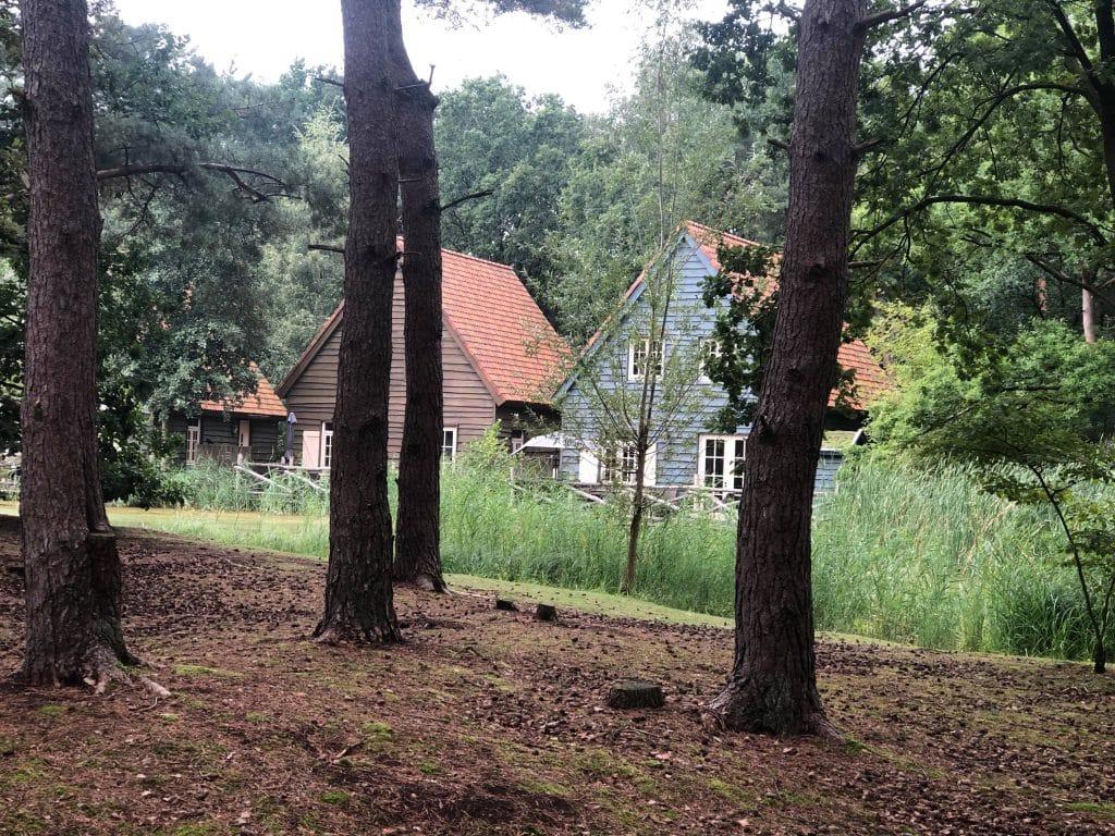 Efteling Bosrijk Houses