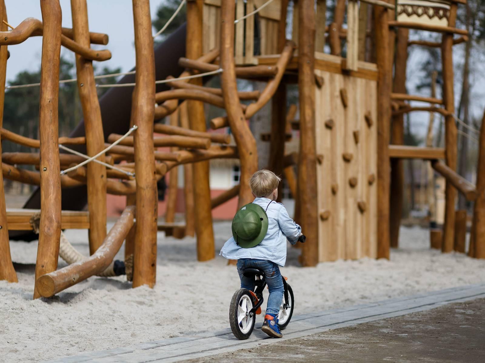 Beekse Bergen Safari Resort Playground