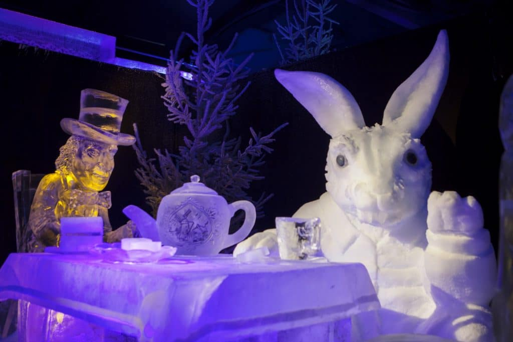 Zwolle Icesculptures