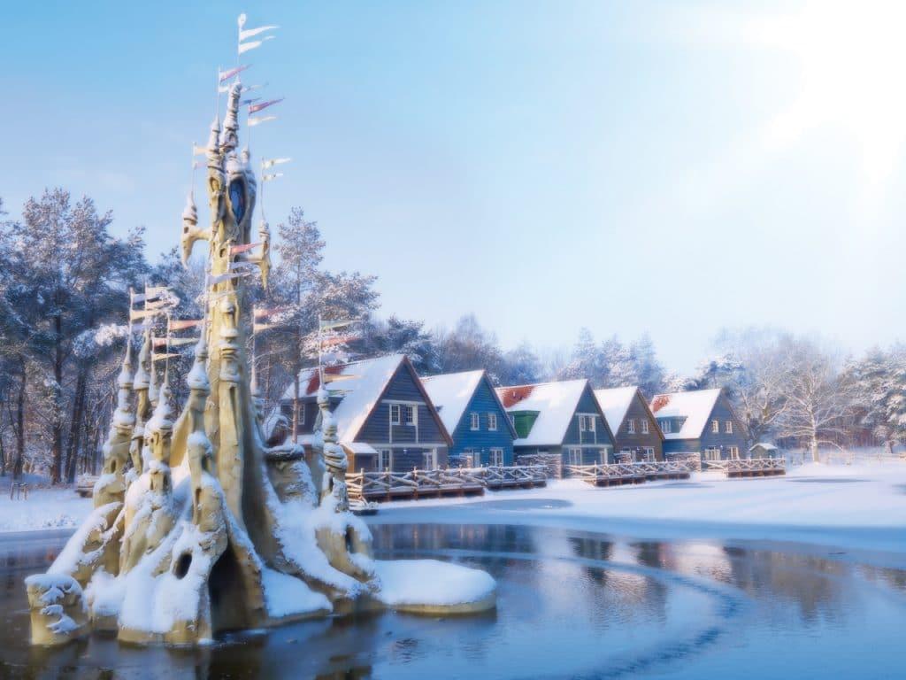 Efteling Bosrijk Winter