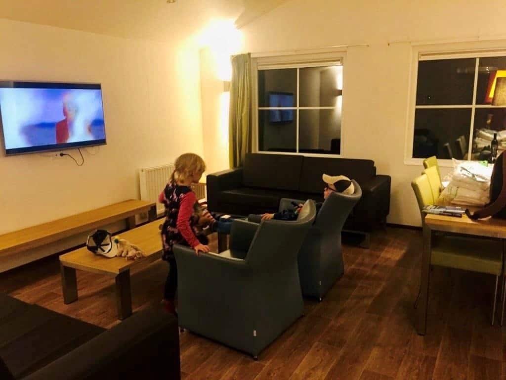Premium Duingalow Lounge