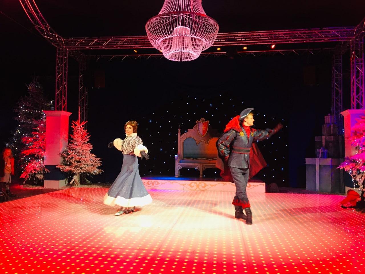 Snow Princess Show Efteling