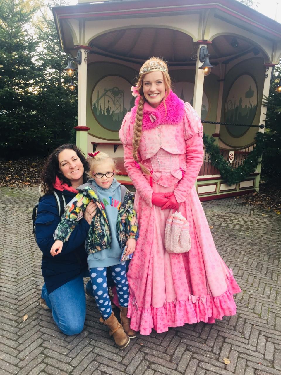 Child meets Cinderella Efteling