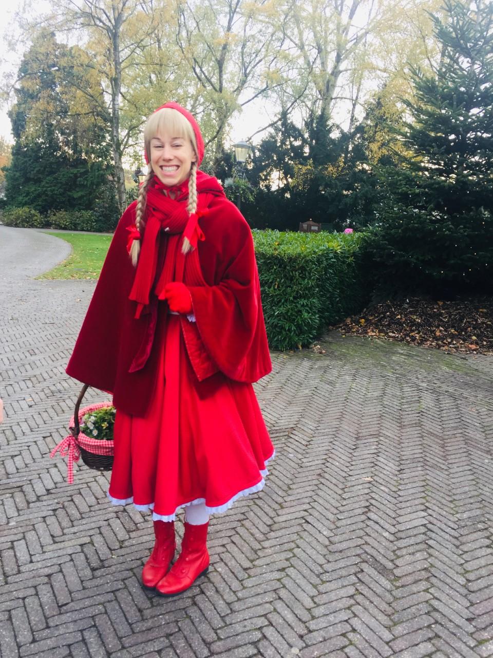 Efteling Little Red Riding Hood