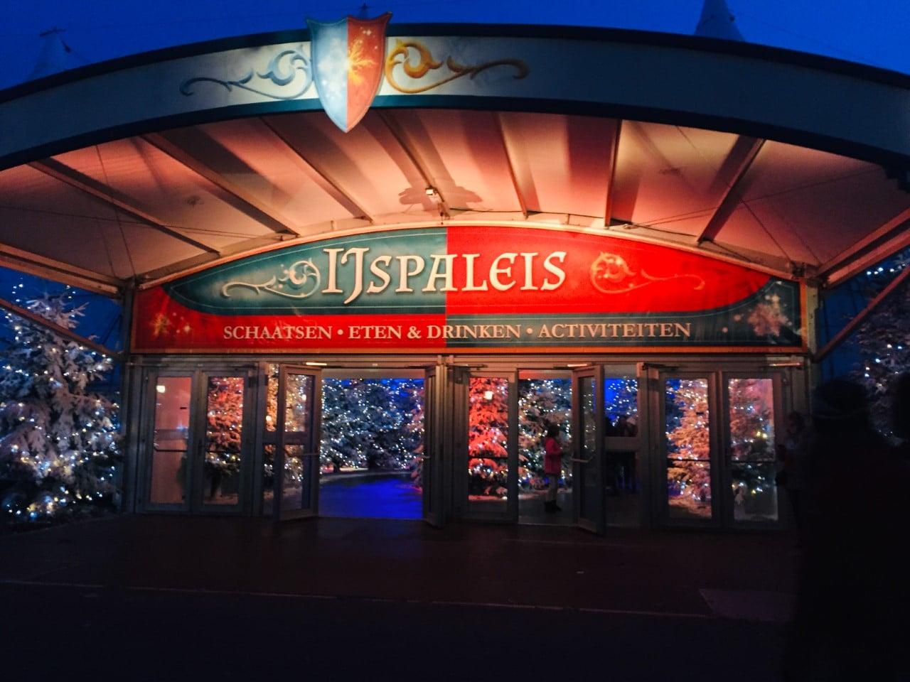 Ice Palace Entrance Efteling