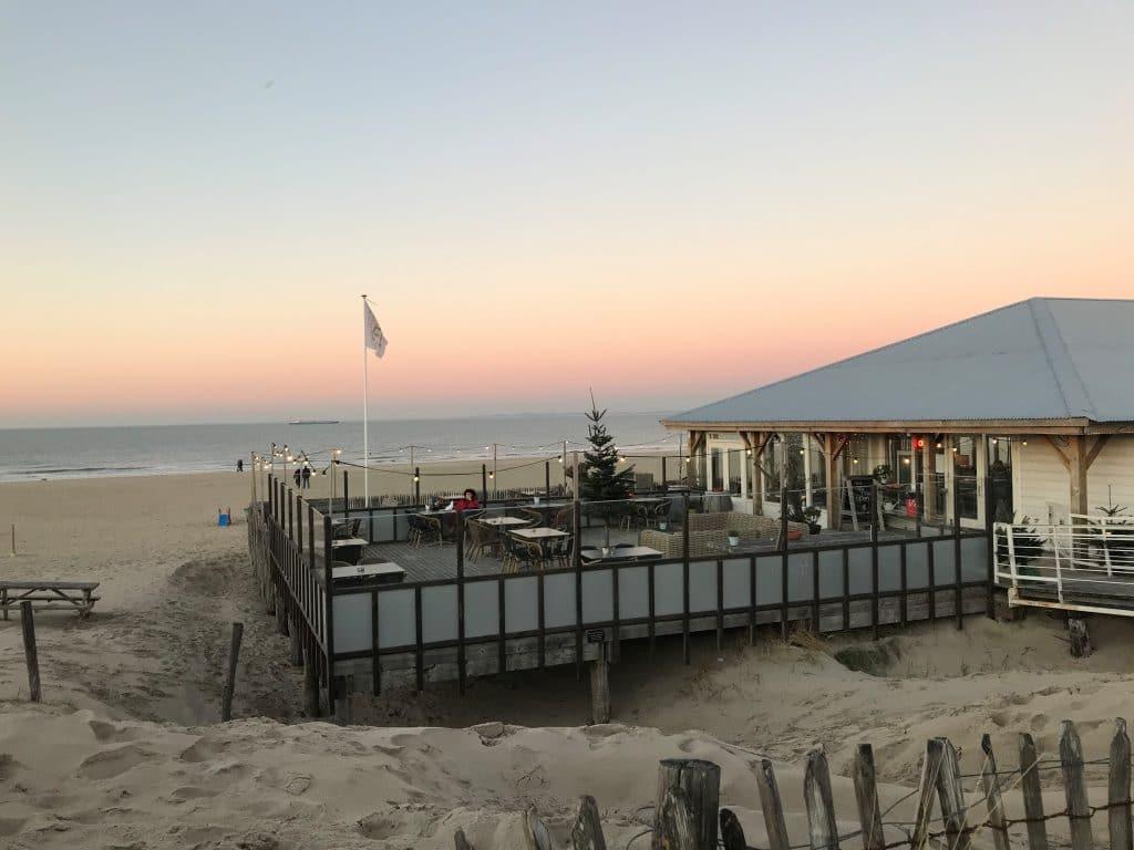 Beach Pavillion Nieuwvliet