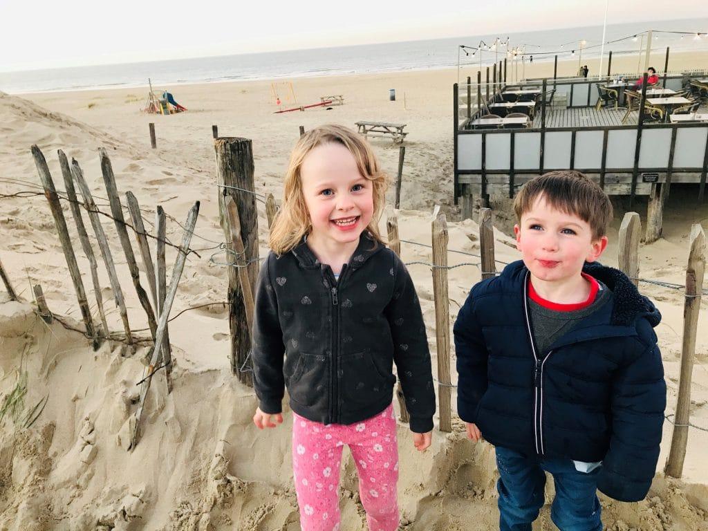 Nieuwvliet Beach
