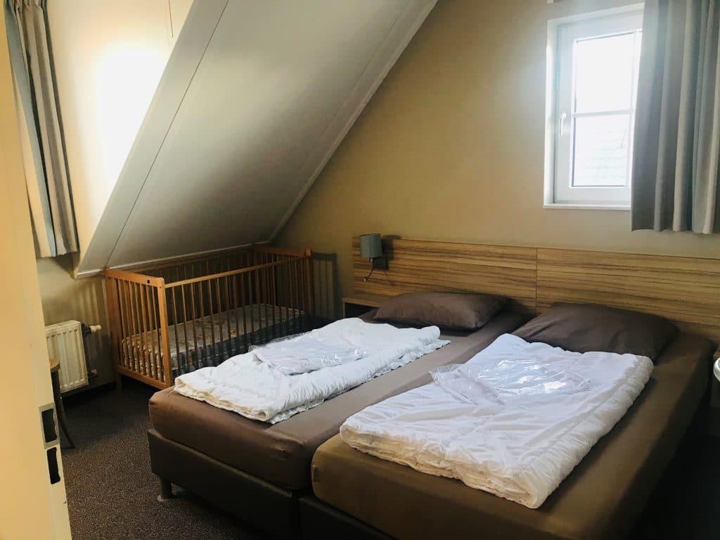 Bedroom Nieuwvliet
