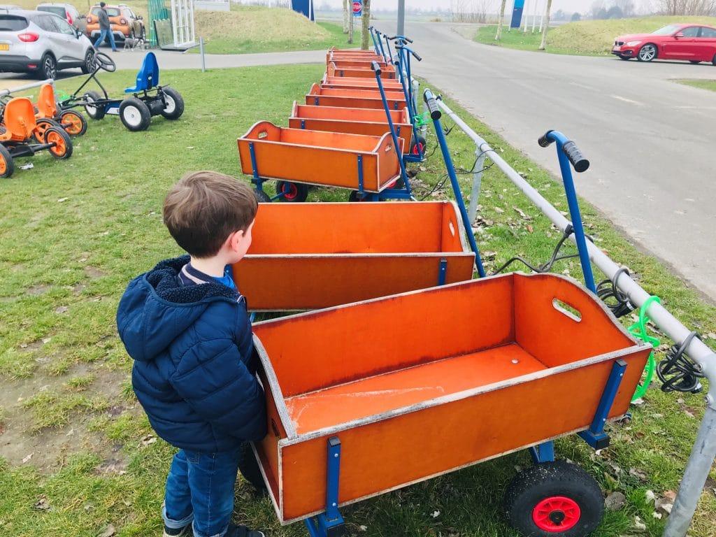 Carts Nieuwvliet