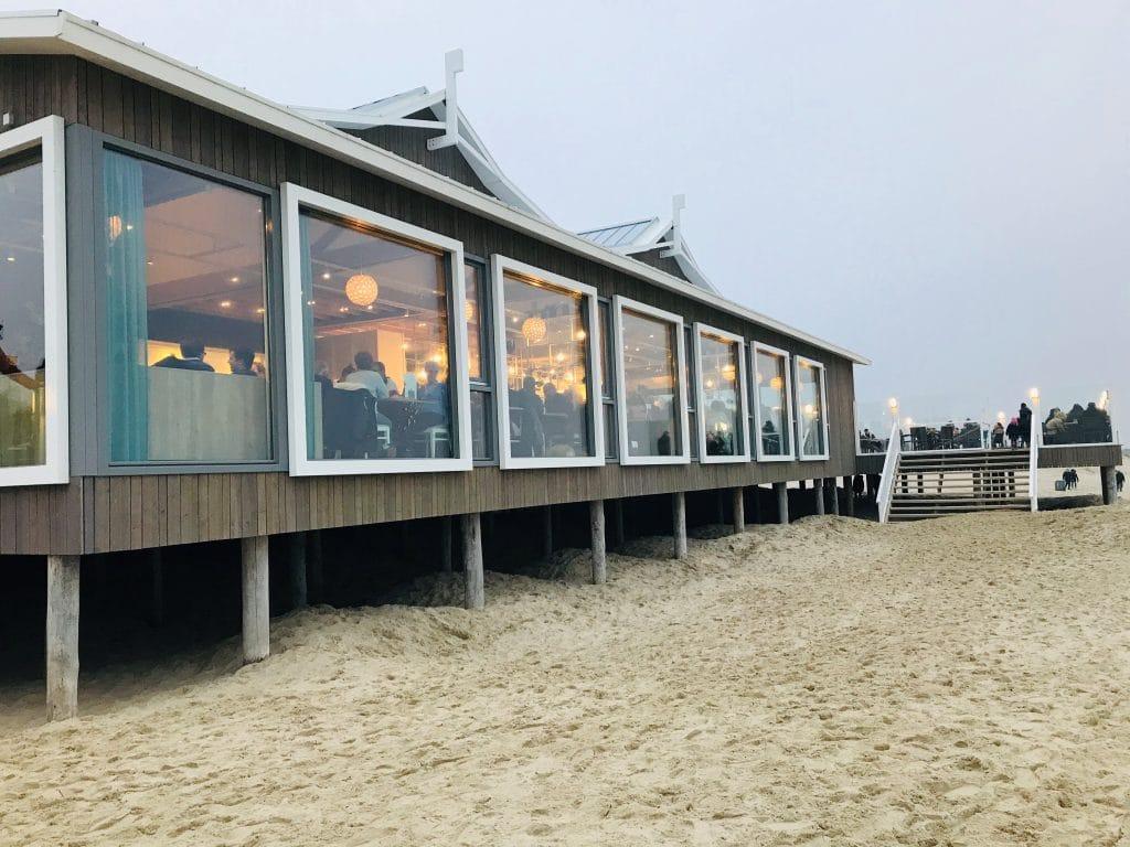 Cosy Beachpavillion Nieuwvliet