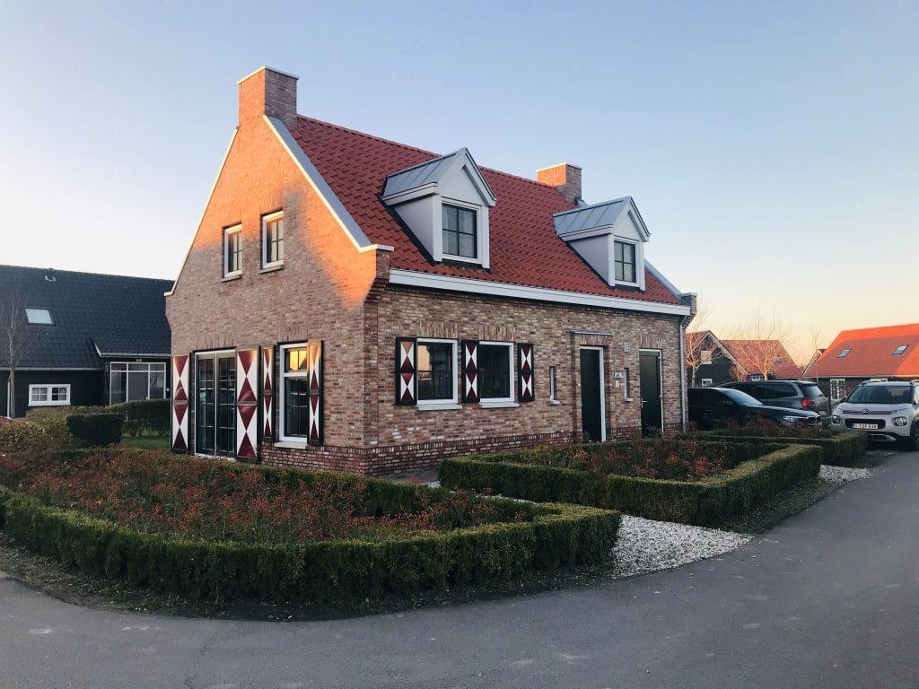 Nieuwvliet Bad House