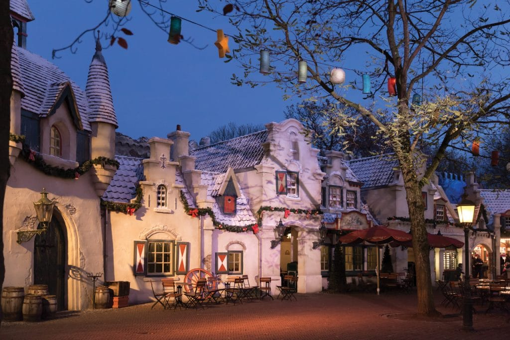 Winter At Efteling